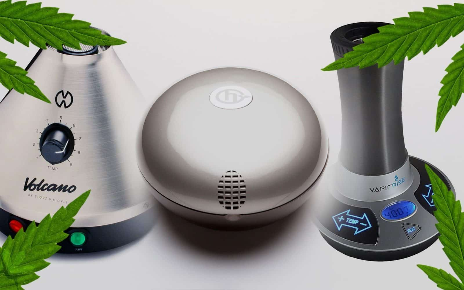 The Best Weed Vaporizers On The Market