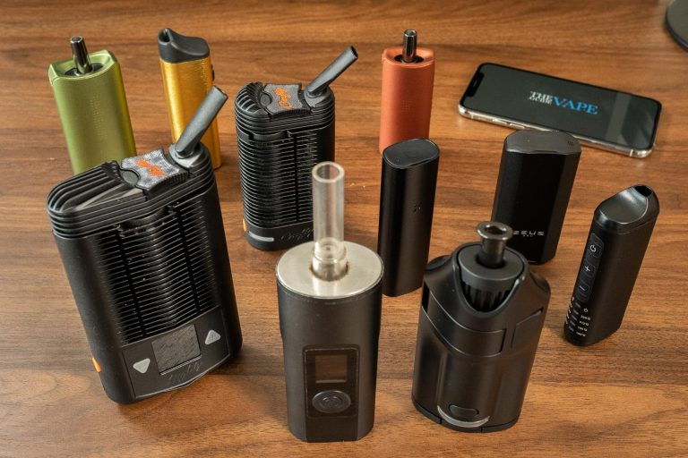 Weed Vaporizers To Avoid Combustion